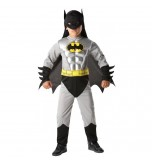 OEM - Boys Muscle Batman Costume Halloween Christmas Carnival Anime Dress For Kids
