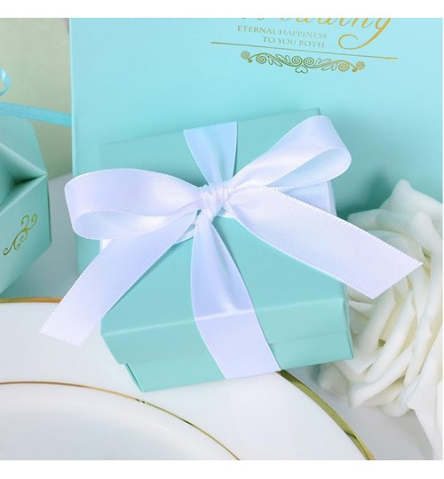 DODO - 20 Pcs Set Wedding Favors Decor Butterfly Diy Candy Cookie Gift Boxes Party